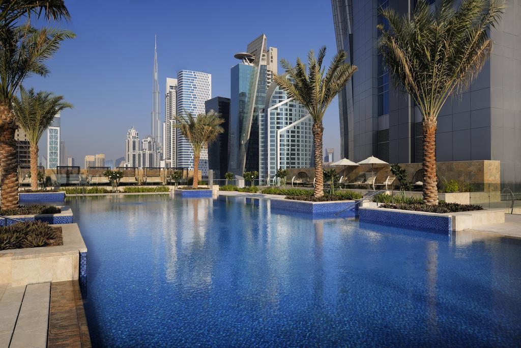 JW Marriott Marquis Hotel Dubai 5*