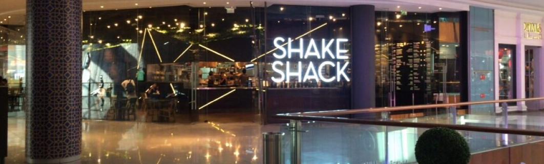 Shake Shack - Dubai Mall
