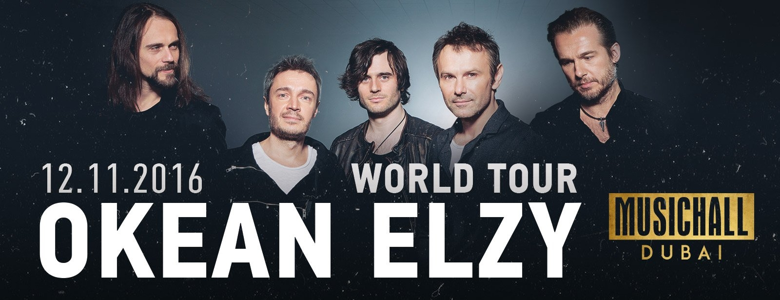 Technology Management Image: Okean Elzy Live In Dubai