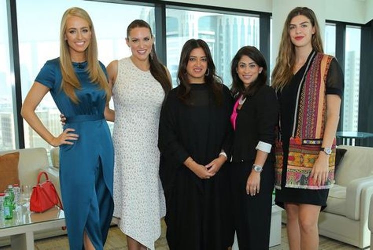 "Technology Management Image: Glass Ceiling Is ""outdated"", Says Dubai Business Women"