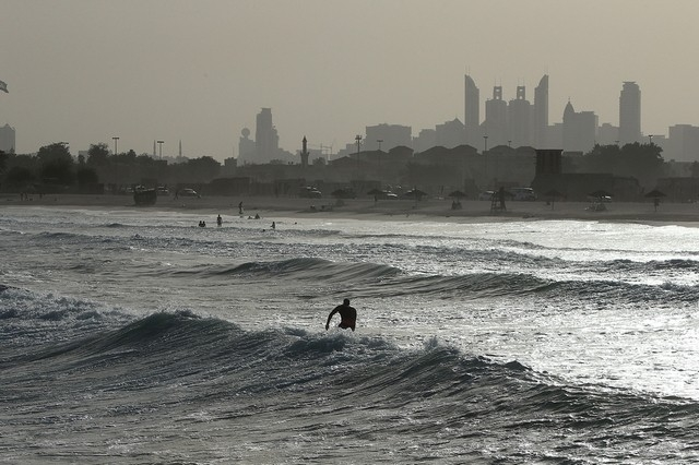 Technology Management Image: UAE's Coastal Cities At High Risk From Rising Sea Levels