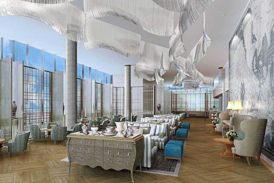 Technology Management Image: Langham 'still Committed' To Stalled Palm Jumeirah Hotel