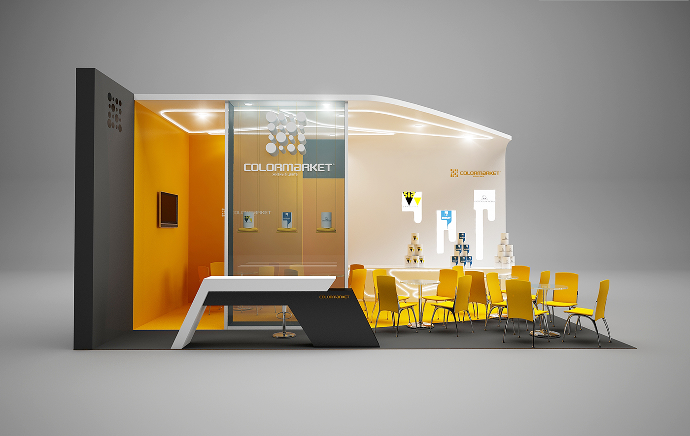 Marketing Exhibition Stand Years : Importance of effective exhibition stand design
