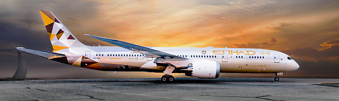 Etihad Airways | Brand-GID | UAE