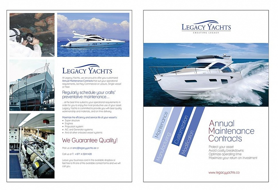 Legacy Yachts