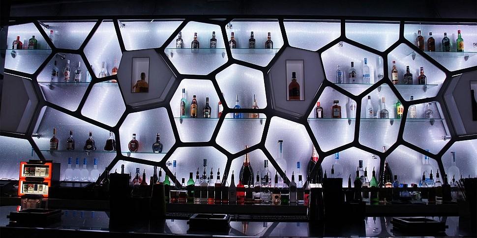 Zahma night Club in Dubai