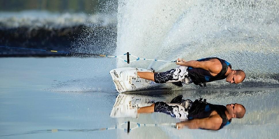 водные лыжи в триалспорте сегодняшний день