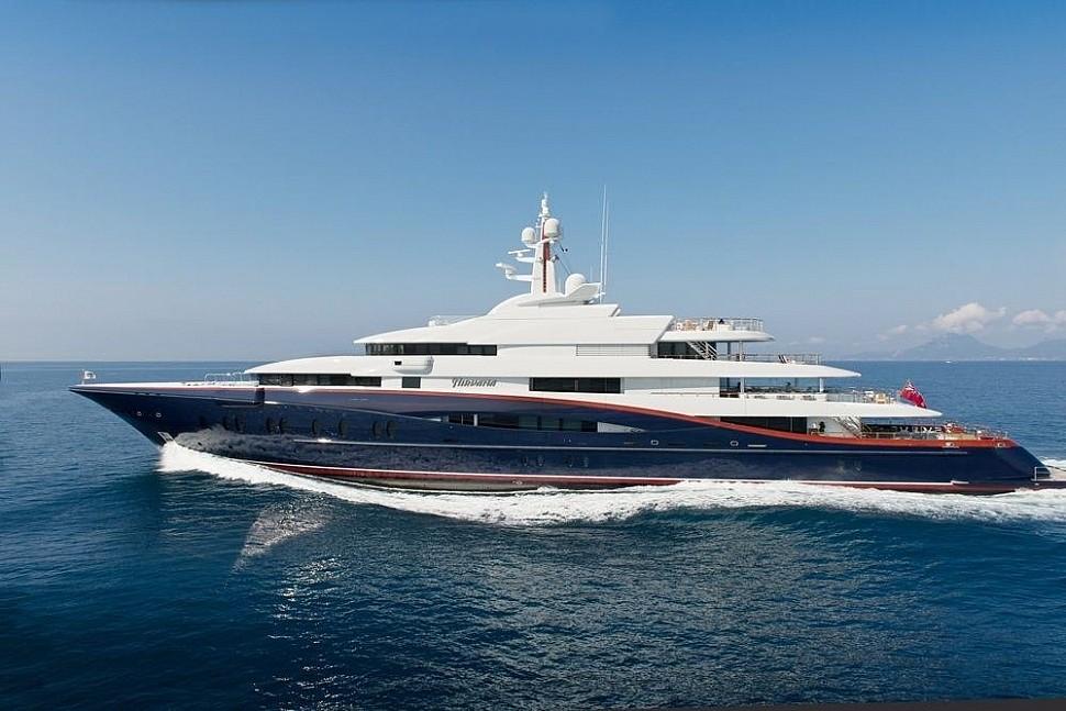 Willswin Luxury Yacht & Boat Charter