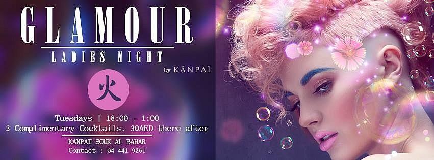 KANPAI Ladies Night