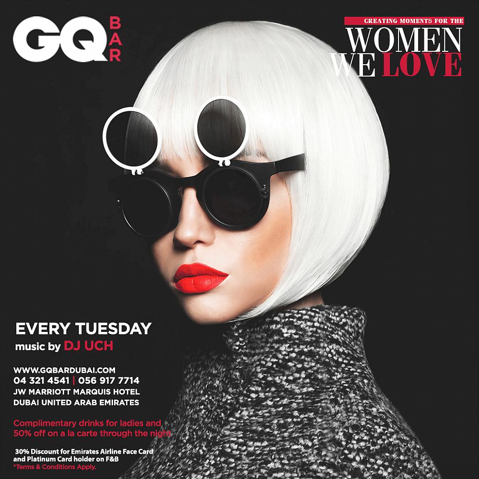 GQ Bar Ladies Night
