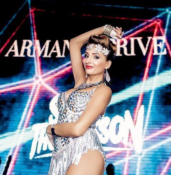 Armani Prive Ladies Night
