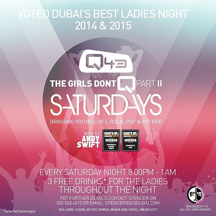 Q43 Ladies Night