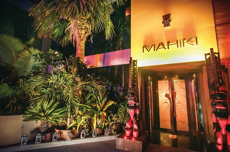 Mahiki Ladies Night